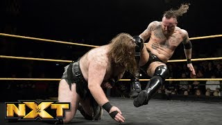 Aleister Black vs. Killian Dain: WWE NXT, March 7, 2018