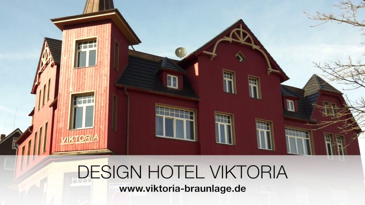 image trailer design hotel viktoria in braunlage youtube
