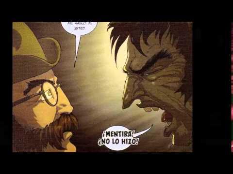 El extraño caso del Dr Jekyll y Mr Hyde. Capitulo II - YouTube