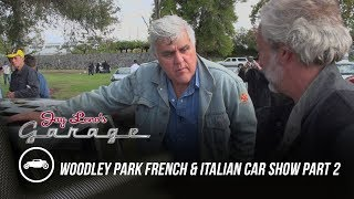 homepage tile video photo for Woodley Park French and Italian Car Show, Part 2 - Jay Leno's Garage