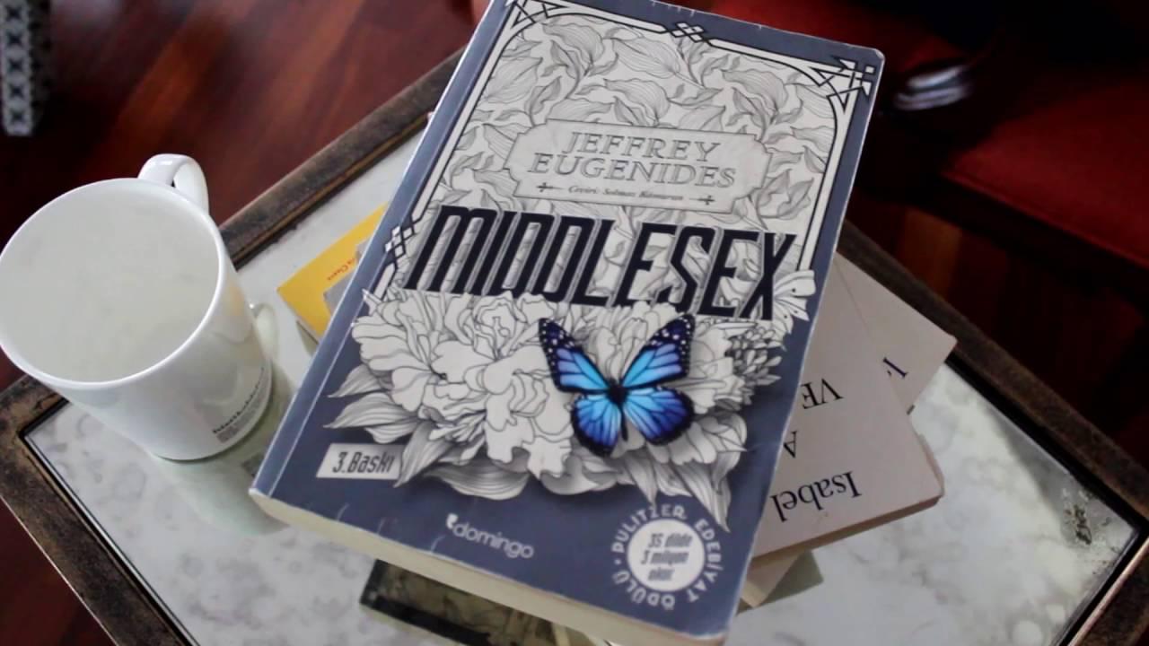 gülcan özer- Middlesex Kitap Tavsiyesi