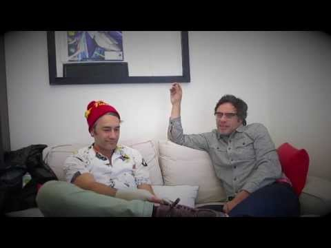 """""""What We Do In The Shadows"""" an interview with Taika Waititi and Jemaine Clement"""