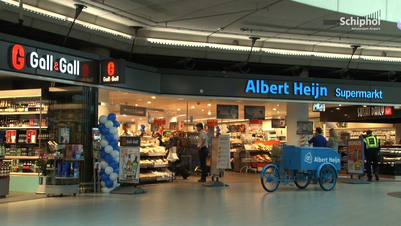 Albert Heijn supermark...