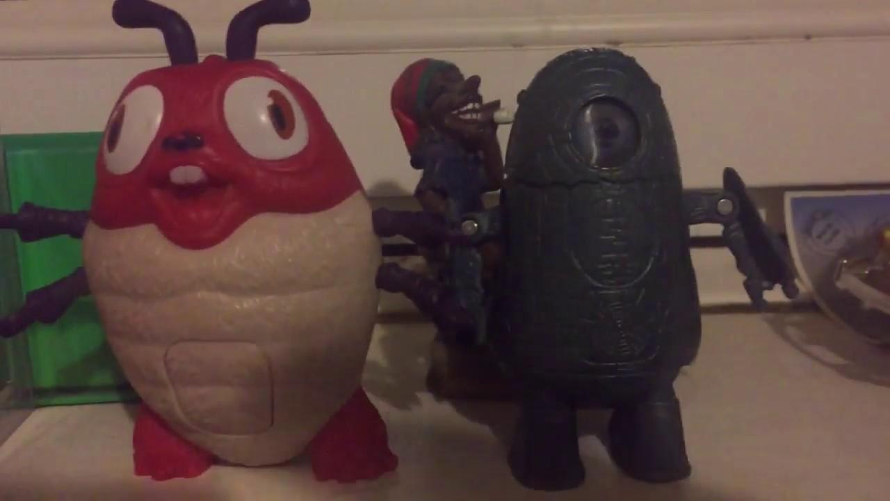I Got Robot From Monsters Vs Alien Vlog 42 Youtube