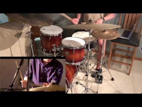 Giant Steps - Jimmy Macbride Drum Solo Transcription by Isaac Schwartz