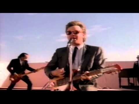 Huey Lewis & The News - Perfect World (1988, USA # 3, Enhanced)