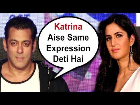 Salman Khan Makes Fun And Shows Expression Of Katrina Kaif In Movies Mp3