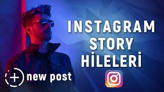 INSTAGRAM STORY HİLELERİ / İPUÇLARI - 2019