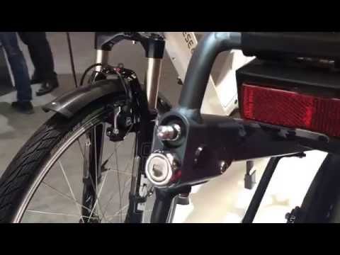 Riese & Müller Culture automatic 2017 from Eurobike 2016