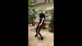 Dotman - Akube Dance by @Karl_Shanice