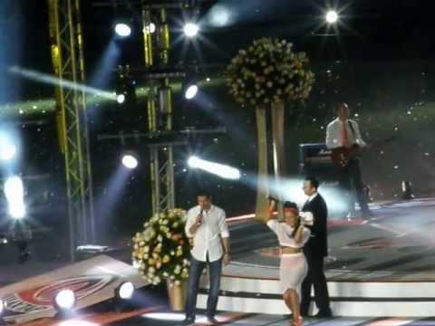 Донбасс-Арена 26.05.2013г. Генрих Мхитарян и Гайтана