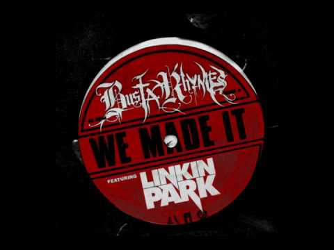 Linkin Park feat. Busta Rhymes We Made It Acapella