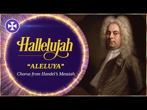 Händel Messiah - Hallelujah Chorus - ALELUYA [subtitled]
