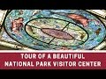 Tour of a Beautiful National Park Visitor Center: Fordyce Bathhouse
