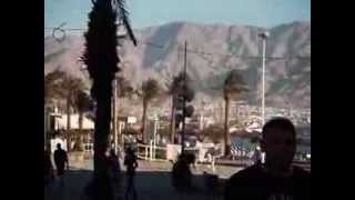 Cidade de Eilat em Israel - Viagem Mundial