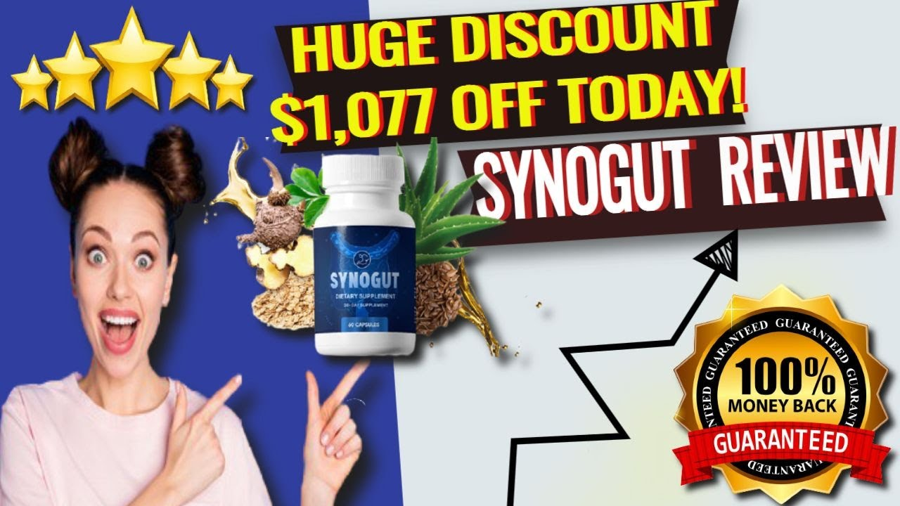 SYNOGUT HONEST REVIEW - Real Synogut Reviews - Does ...