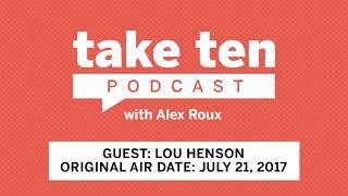 Take Ten with Alex Roux: Lou Henson (Air Date: July 21, 2017) | Illinois | Big Ten Men's Basketball thumbnail