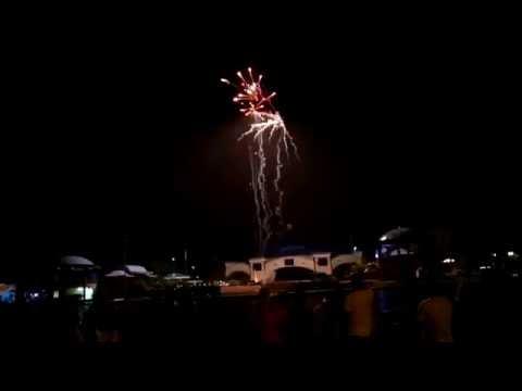 Light, Water & Firework Display at Jerudong Park Amphitheatre