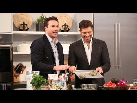 Cooking with Rocco DiSpirito