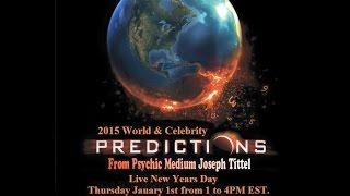 2015 Psychic World Predictions Part 2