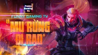 LIÊN QUÂN | Trải nghiệm Skin mới vừa ra mắt bậc TUYỆT SẮC Murad - Siêu Việt 2.0 cùng FUNNY GAMING TV