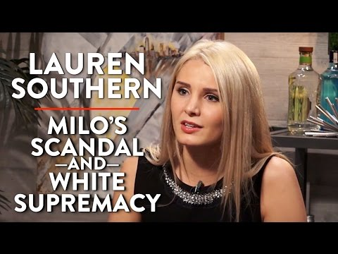 Lauren Southern on Milo's Scandal and White Supremacy (Pt. 1)