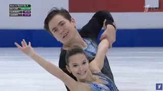 Дарья Павлюченко и Денис Ходыкин Любовь к трём апельсинам скерцо и марш
