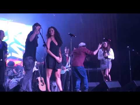 Rock of Ages Reunion Concert @ Highline Ballroom 1/25/16 - FULL SHOW*