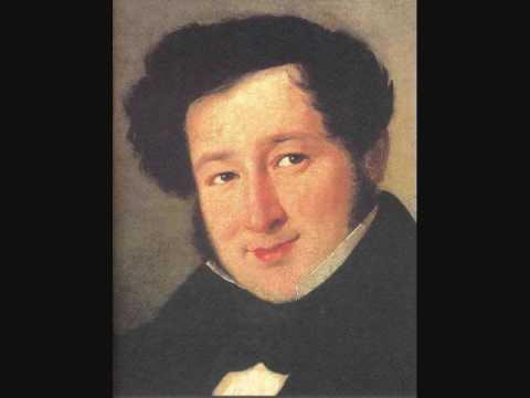 Rossini - La Danza (Tarantella) - Flórez, Genaux, Ulivieri