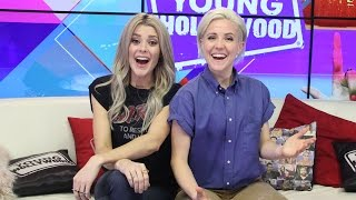 What Grace Helbig & Hannah Hart Will Never Post Online