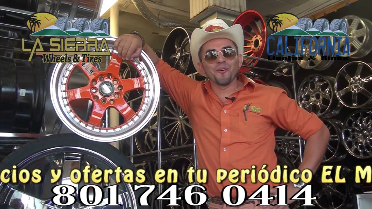 La Sierra Tires >> La Sierra Tires En Salt Lake City Utah Youtube