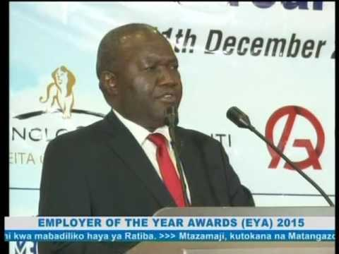 ATE Employer of the Year Award (EYA) 2015 - Part 1