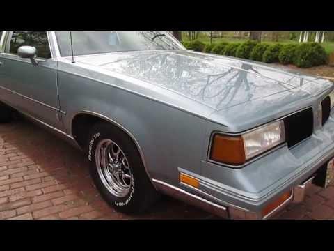 1987 oldsmobile cutlass salon youtube for 1987 oldsmobile cutlass salon