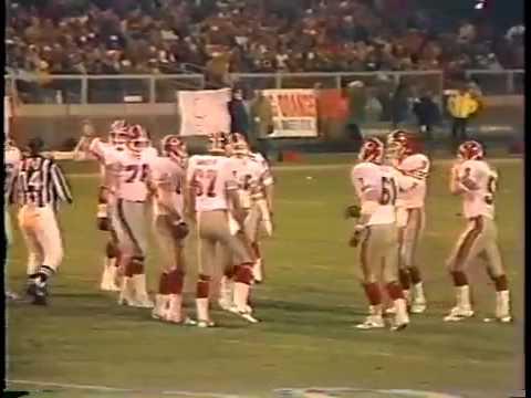Falcons vs Broncos 1982 2nd Half