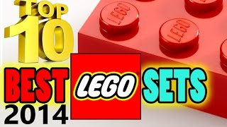 TOP 10 LEGO SETS for 2014 OFFICIAL highest ranking LEGO sets most popular LEGO | Beau's Toy Farm