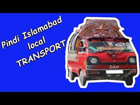 PINDI ISLAMABAD PUBLIC TRANSPORT || CHILLI MIND || ROASTING