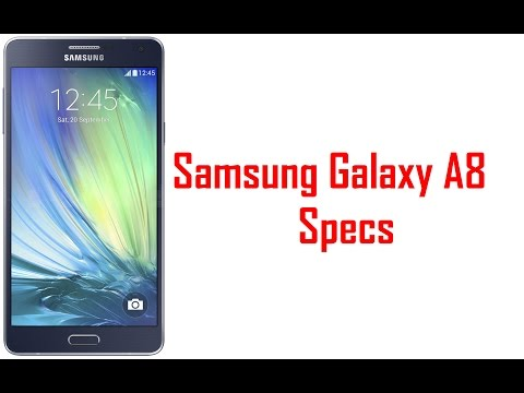 Samsung Galaxy A8 Specs & Features