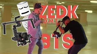 ZEDK - D.M.T 🎬🎥 BTS |  ها كيفاش صورنا لكليب | الكواليس