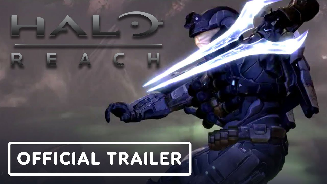 Halo Reach Master Chief Collection Official Release Date Trailer X019