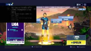 Chilled Solo Arena - France LIVE AUJOURD'HUI 'NEW SKINS'? Fortnite Allemand/GER