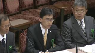 青木愛(希望)TPP参考人質疑 11/18参議院・TPP特別委員会「飼育ホル...