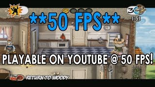[50 FPS] Dolphin Emulator 4.0-6294 | Neighbours from Hell (EUR / PAL ONLY) [1080p HD] | GameCube