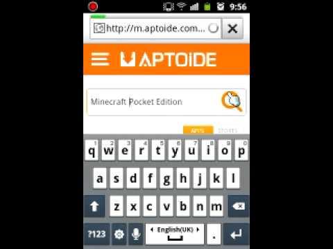 download aptoide minecraft pocket edition 0.10.4