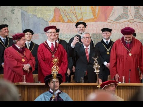 Speech by Jean-Claude JUNCKER, President of the EC on the Future of Europe