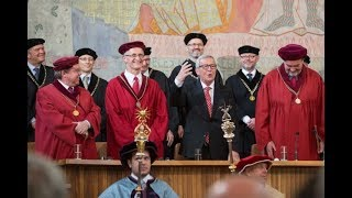 Speech by Jean-Claude JUNCKER, President of the EC on the Future of Europe thumbnail