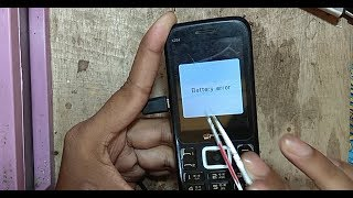 Battery error invalid charger problem easy solution from / rks tech