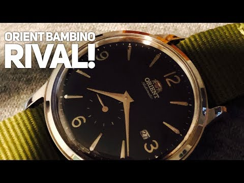 Orient Bambino Small Seconds Watch Review - New 2018