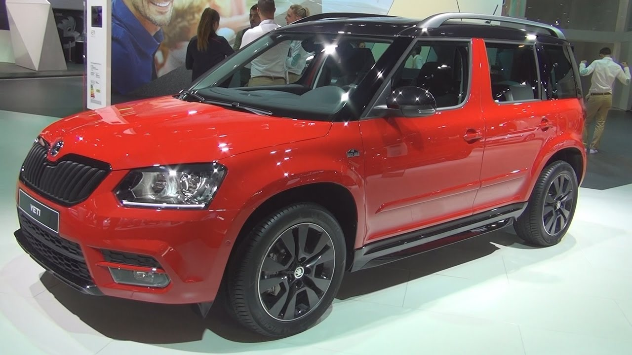 skoda yeti outdoor boot space dimensions