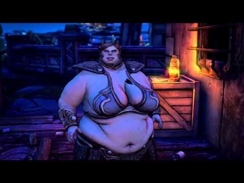 Trailer Lanzamiento Borderlands 2: Tina Chiquitina asalta la Mazmorra del Dragón (Español)
