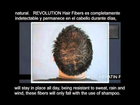 Hair fibre Revolution by Hair Hospital Ireland